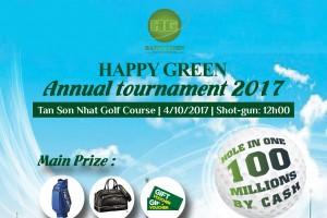 ANNUAL GOLF TOURNAMENT 2017