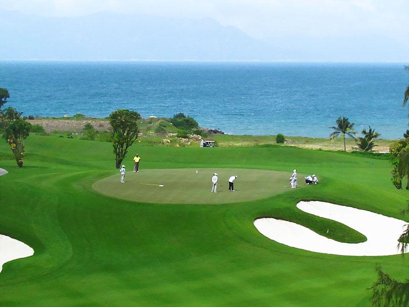 Sân golf Vinpearl Phú Quốc - Happygreen